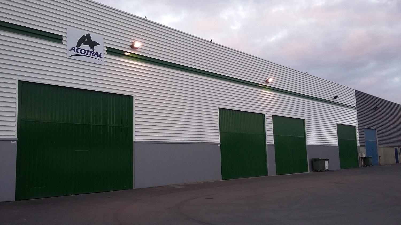 Nave Industrial J Rey Inmobiliaria