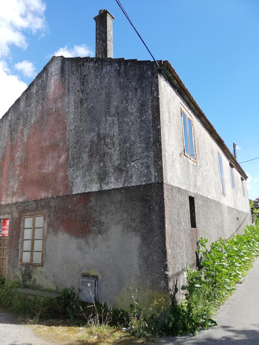 Casa ideal para restaurar